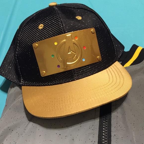 8dca18f9e4f  NEW ITEM  Marvel Avengers Infinity War hat